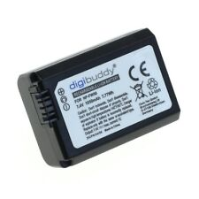 Digibuddy Accu Batterij Sony Alpha 37 SLT-A37 - 7.4V 1050mAh Akku Battery
