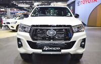 GENUINE TOYOTA CAR ACCESSORIES FRONT GRILLE FOR HILUX REVO 2015-2018 ROCCO