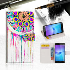 Dream Synthetic Leather Mobile Phone Cases, Covers & Skins for Huawei Y5
