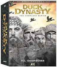 Duck Dynasty Complete Series DVD 24-disc Box Set Seasons 1-11 BRAND NEW SEALED