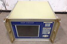 USED SANYO MACHINE GC-3000 GEAR CHECKER CONTROL PANEL (8C)