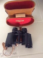 Vintage Palomar Binocular With Case Japan Great Condition!
