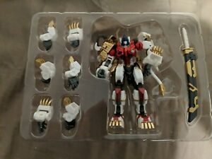 Iron Factory IF-EX45 Yoroi-Shishimaru Legends Scaled 3rd Party Transformers