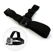 Nueva correa principal ajustable montaje Diadema Cinturón Para Gopro Hero 2/3/3 + / 4 Cámaras