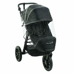 Baby Jogger Weather Single Pushchair Rain Cover | For City Elite 2, City Mini 2
