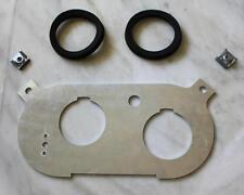 KTM 950 carbed 990 inj Alum. base pl 3mm thick, for ITG air filter, please speci