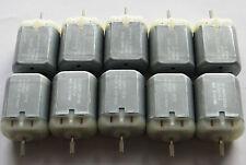 10X Mabuchi FC-280 Door Lock Actuator Repair Motor - 12 V - 10310 RPM - 6 to 16V