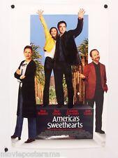 AMERICA'S SWEETHEARTS - Julia Roberts, John Cusack, Billy Crystal - SS - 2001