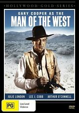 E35 BRAND NEW SEALED Gary Cooper as Man Of The West (DVD, 2012) Hollywood Gold