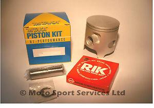Mitaka Piston Racing Kit Kawasaki KX 250 KX250 1992 À 2004 66.35mm Taille B