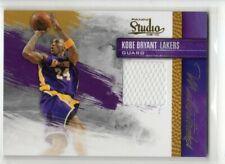 2009-10 Panini Studio Masterstrokes Kobe Bryant Jersey /249 Los Angeles Lakers