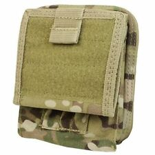 Condor MA35-008 MOLLE Modular MOD Tactical Map ID Admin Chart Pouch MultiCam