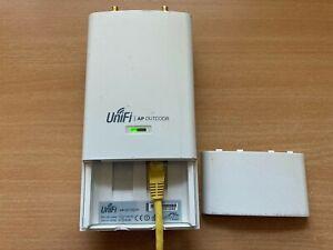 Ubiquiti Unifi UAP Outdoor.  Outdoor WiFi Access Point