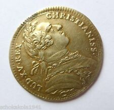 Jeton Frankreich König Ludwig XV --Secrétaire du roi-- 1771