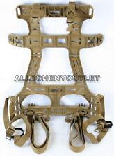 Usmc Filbe Rucksack Pack Frame + Straps Coyote P/N 1606 Ac Alice Compatible Vgc