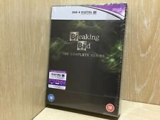 Breaking Bad The Complete Series DVD  New & Sealed Brian Cranston