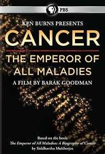 NEW - Ken Burns: Story of Cancer / Emperor of All