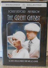 The Great Gatsby (DVD, 2003) RARE 1974 ROMANCE DRAMA BRAND NEW