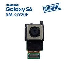 "Cámara Principal Trasera ORIGINAL Samsung Galaxy S6 SM-G920F ""Refurbish"" Camara"