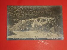 ZX588 Vintage RPPC Scenic View Unknown Location Castle