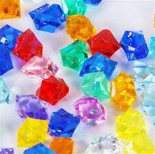 Acrylic Crystal Diamond Pawn Irregular Stone Chessman Game Pieces For Board Game