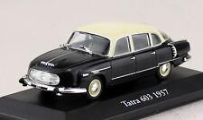 Tatra 603 schwarz 1:43 Atlas Modellauto