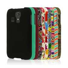 For Kyocera Hydro Icon / Hydro Life Hard Impact Resistant Protective Case Cover