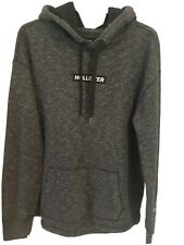 Mens Hollister hoodie Blue Size Small