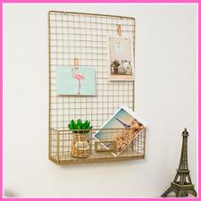 Photo Wall Decoration Multi-function Hanging Display Panel Wall Art Memo Board