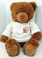 Gund Lord & Taylor Brown LG Teddy Bear Plush 2001 100 Yr Anvsy Collector Edition