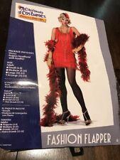 Fashion Flapper Costume Woman X-Large (12-14)