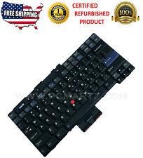 New listing 39T0612 Lenovo Thinkpad T40 Laptop Keyboard Rm87-Us 57G0Fb 39T0643