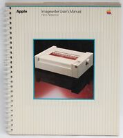 Apple Imagewriter User's Manual Part 1: Reference [1984]