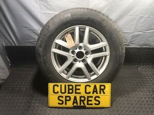 BMW E53 X5 Spare Alloy Wheel And Tyre 235/65R17 104H Michelin