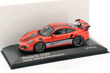 Porsche 911 (991) GT3 RS Porsche Sport Driving School Instructor 2014 lava orang