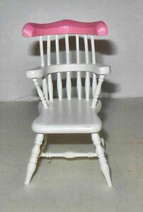 BEDROOM CHAIR  #1901 DOLLHOUSE FURNITURE MINIATURES