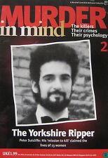Murder in Mind magazine Issue 2 - The Yorkshire Ripper Peter Sutcliffe