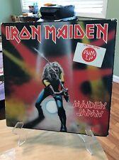 IRON MAIDEN Maiden Japan Special Mini Lp Vinyl Record Album
