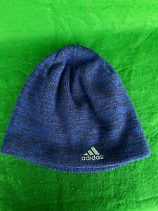 Adidas Climawarm Non-Reversible Beanie! Moisture-wicking Blue! New without Tag!