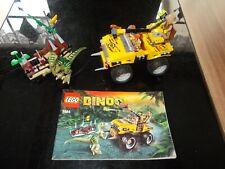 Lego® Dino - 5884 - Jagd nach dem Raptor - mit Bauanleitung