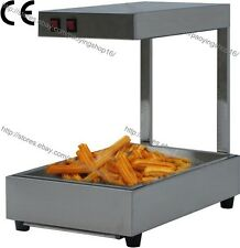 Commercial Electric Spanish Donuts Churreras Churros Warmer Display w/ Drip Tray