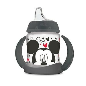 Nuk Disney Baby Mickey Mouse Learner Cup with Cap 5 oz