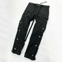 FEAR OF GOD Leisure trousers FOG ESSENTIALS 6TH Drawstring streamers Cargo pants