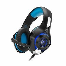 Gaming Headset Headphone With Mic for PlayStation 4 Ps4 Xbox One PC IOS Y