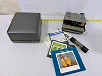 Working Polaroid Spectra System Instant Film Camera with Case, Strap and Manual