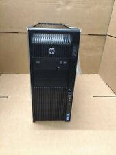 HP Z820 Workstation 16C/32T, 2x Xeon E5-2687WV2 3.40GHz, 128GB RAM Quadro K5000