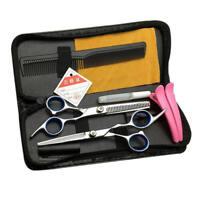Profi Friseur Salon Haarscheren Set Effilierschere Friseurschere Haarschneiden