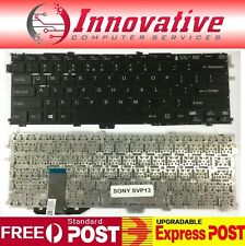 New For Sony VAIO Pro 13 Ultrabook SVP13 SVP1321 SVP132A16L US Keyboard