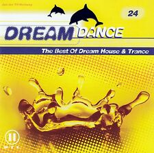 DREAM DANCE 24 - THE BEST OF DREAM HOUSE & TRANCE / 2 CD-SET - TOP-ZUSTAND