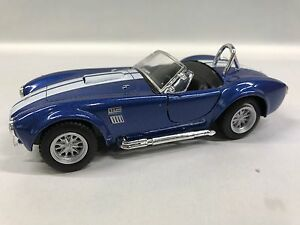 Shelby Cobra 427 SC 1965 1:32 Scale KT.5322 Blue In stock